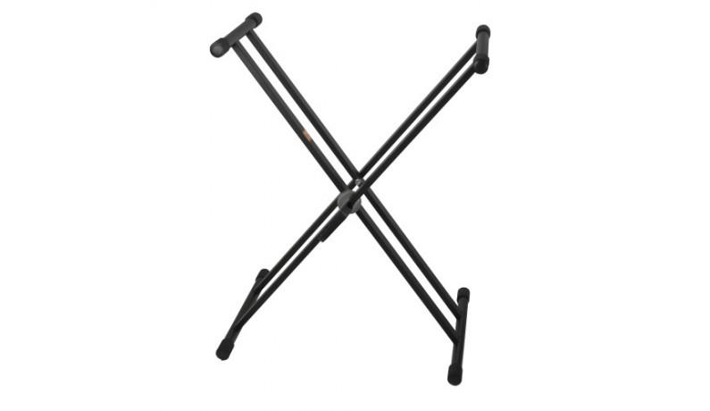 MAXIMUM ACOUSTICS KEY2X Стійка для клавішних інструментів подвійна