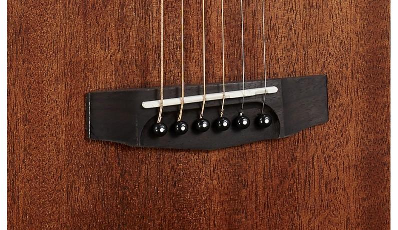 CORT AD mini M OP w/bag Акустична гітара міні