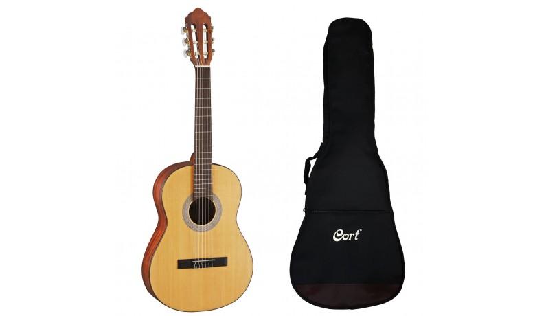 CORT AC70 OP w/bag Класична гітара 3/4