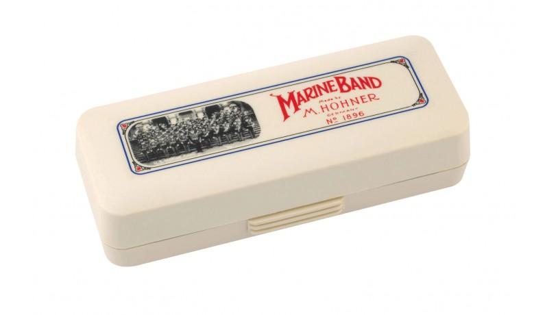 HOHNER Marine Band Classic Губна гармоніка діатонічна D-magor
