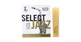 D`ADDARIO RSF10ASX2S Тростина для саксофона альт Select Jazz 2 Soft