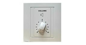 BIG L86-3-10 Регулятор гучності для низькоомних ліній 4/8 Ом, 10 Вт., резисторний