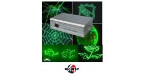 BIG BE500G Лазер графічний анімаційний зелений 500mw