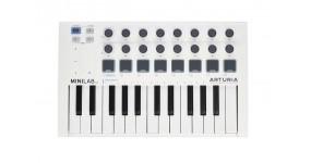 ARTURIA MiniLab MKII MIDI клавіатура 25 дин. клавіш