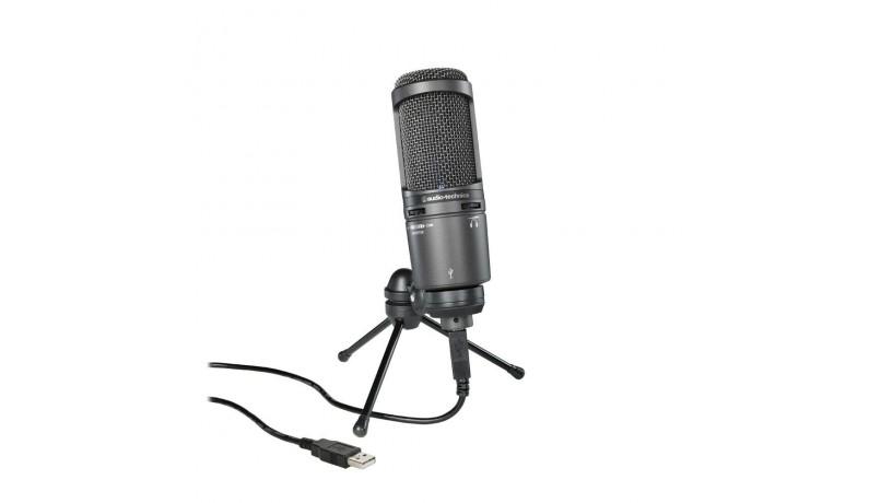 AUDIO-TECHNICA AT2020USB+ Мікрофон студійний USB