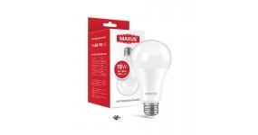 MAXUS 1-LED-782 Лампа світлодіодна A70 15W 4100K 220V E27