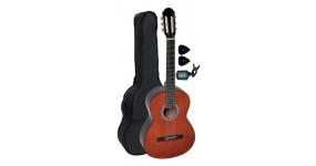 VGS PS510170742 Basic Walnut Brown 3/4 Гітарний набір (класика)