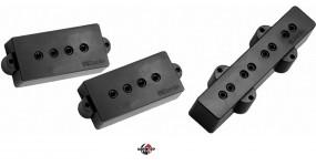 DIMARZIO DP126BK Звукознімач для бас-гітари P+J Set