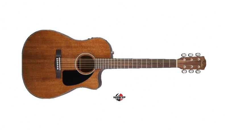 FENDER CD-60SCE MAHOGANY WN Електроакустична гітара