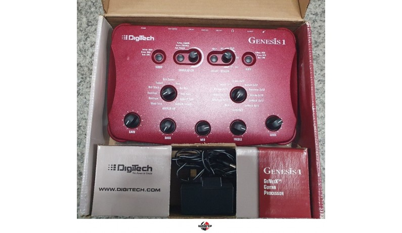 DIGITECH Genesis 1 Процесор для електрогітари