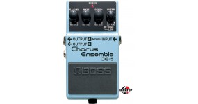 BOSS CE5 Chorus Ensemble Педаль для електрогітари