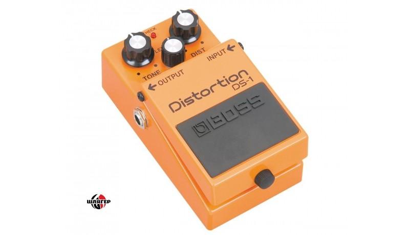 BOSS DS1 Distortion Педаль для електрогітари