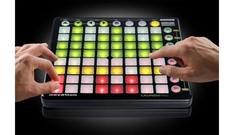 NOVATION LAUNCHPAD Ableton Live MIDI контролер