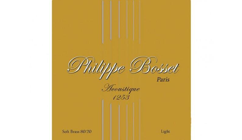 PHILIPPE BOSSET ACO1253 Light Струни для акустичної гітари .012-.053