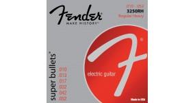 FENDER 3250RH Струни для електрогітари нікельована сталь, 10-52