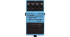 BOSS LMB3 Bass Limiter / Enhancer Педаль для бас-гітари