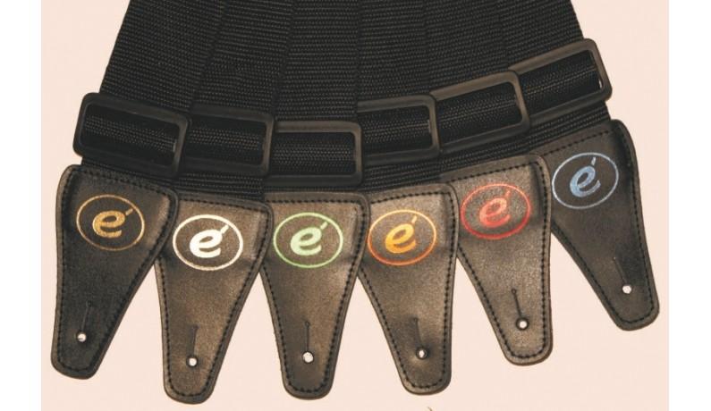 E`XITO PV50 BLK&RED Ремінь для гітари