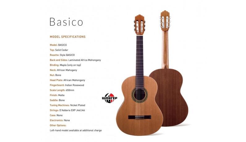 ALTAMIRA BASICO Класична гітара