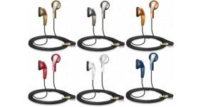 SENNHEISER MX365 BROWN Вушні монітори In Ear, 20-20000Hz, 110dB, колір коричневий