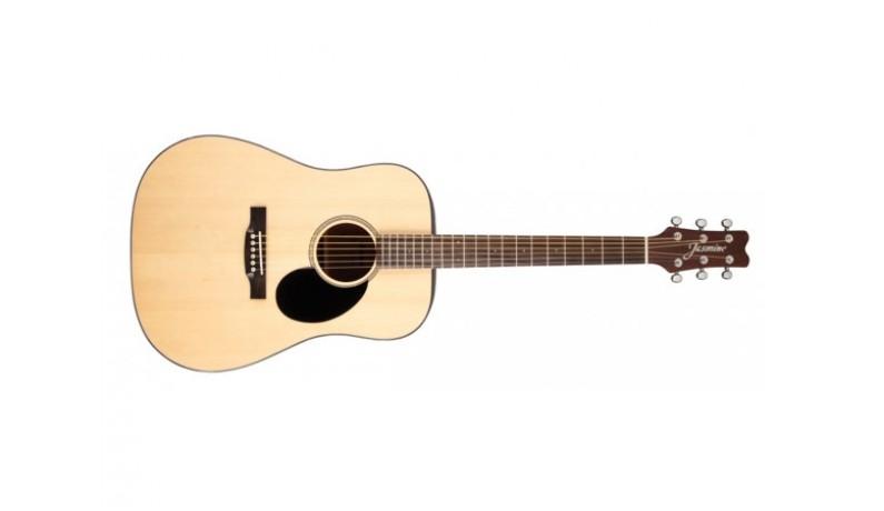 TAKAMINE JASMINE JО36NAT Акустична гітара верхня дека - ялина, обечайка і задня дека - сапеле, колір натуральний