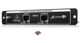 BEHRINGER XDANTE Карта розширення Audinate Dante 32-канальна для X32