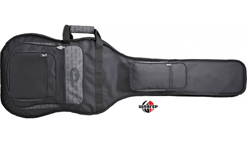 FENDER GIG BAG DREADNOUGHT STD Чохол для акустичної гітари, чорний