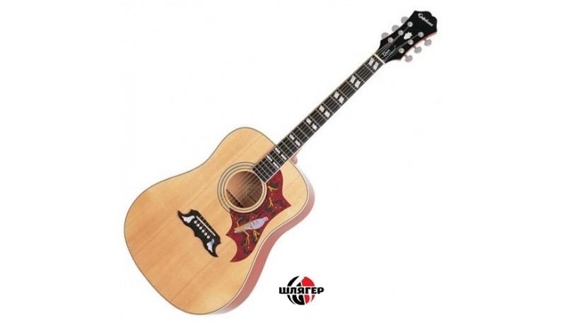 EPIPHONE DOVE NT CH Акустична гітара