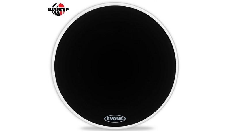 "EVANS BD22RB 22"" Резонаторний пластик для бас-барабана EQ3™"