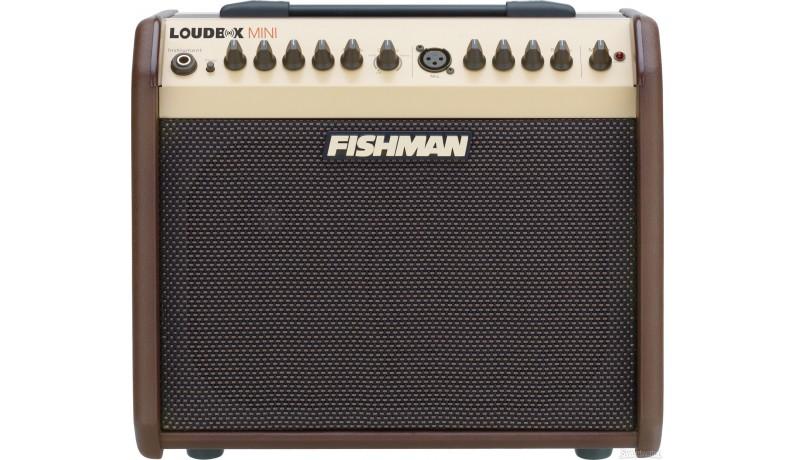 FISHMAN LOUDBOX MINI Комбопідсилювач для акустичної гітари 60 Вт.