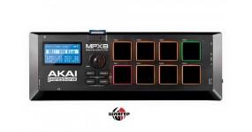 AKAI MPX8 MIDI контролер семплер універсальний під карточку SD