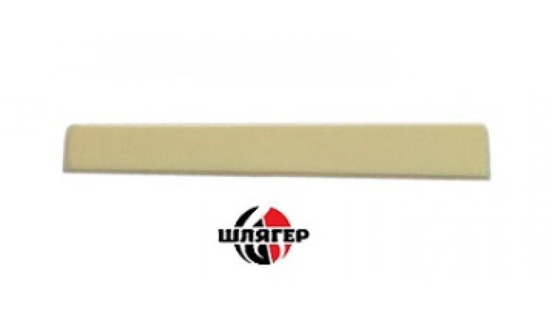 PAXPHIL SD-002 WH Поріжок для класичної гітари нижній