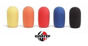 SAMSON WS5E Вітрозахист для петличних та наголовних мікрофонів, кольорові