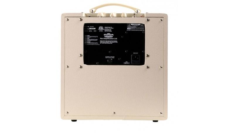 """VOX AC4TV Комбопідсилювач для електрогітари ламповий, 4 Вт, 1х12"""""""