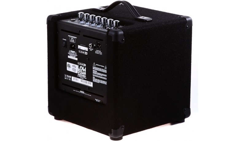 """LINE6 LowDown Studio 110* Комбопідсилювач для бас-гітари 75 Вт 1х10"""""""