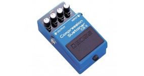 BOSS CS3 Compression/Sustainer Педаль для електрогітари