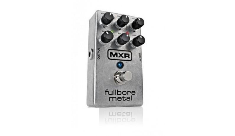 DUNLOP M116 MXR Fullbore Metal Педаль для електрогітари