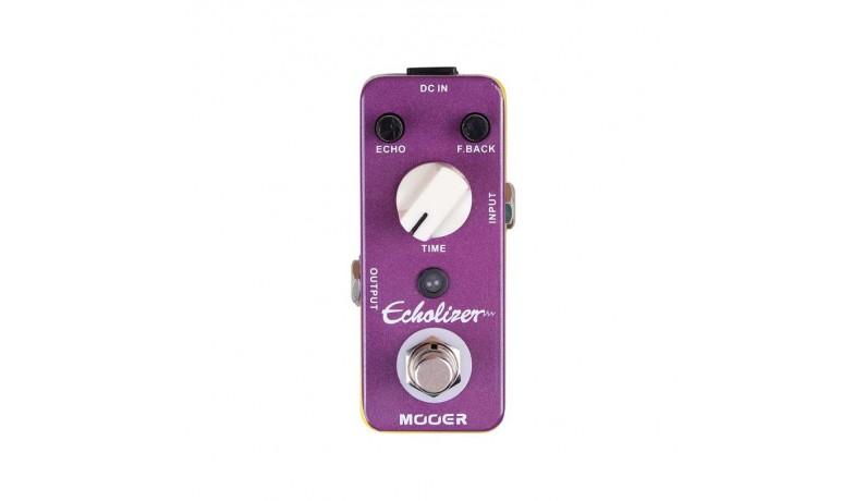 MOOER Echolizer Педаль для електрогітари ділей
