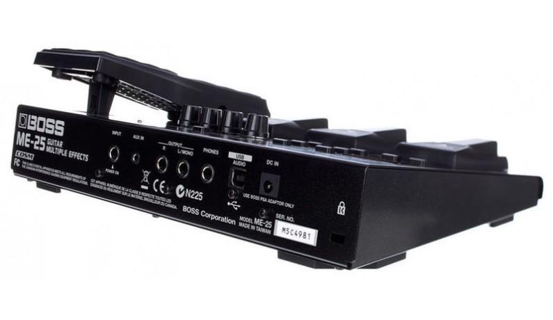 BOSS ME25 Guitar Multiple Effects Процесор для електрогітари