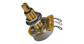 DIMARZIO EP1201L Потенціометр для гітари  з подовженим стержнем, 500 кОм