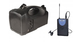 BST PORT4BT-H Акустична система мобільна автономна (VHF наголовний)