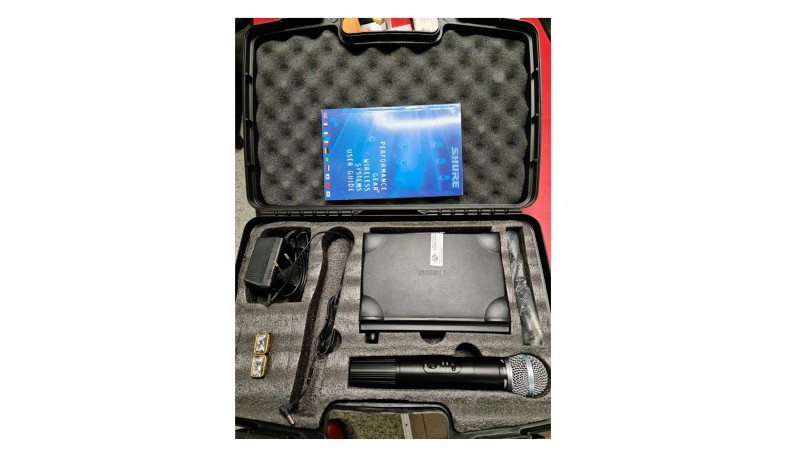 BIG UT42 Радіосистема UHF, не комплект!!! один ручний мікрофон