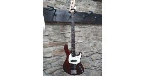CORT GB34A RM Бас-гітара 4 струни з чохлом