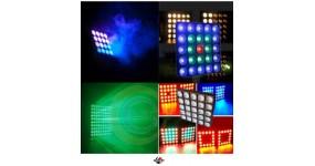 BIG BMMATRIX WASH750 Світлодіодна матрична панель