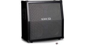 """LINE6 SPIDER V 412 Cabinet Кабінет для гітари 320 Вт, 4х12""""."""