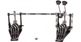 GIBRALTAR 6611DB Avenger Педаль для бас-барабана подвійна
