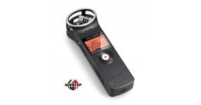 ZOOM H1 Рекордер цифровий портативний X/Y стерео мікрофони, чорного кольору