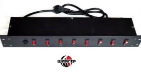 BIG BD008 (8 ROAD SWITCH) Контролер для світлових приладів 8х1000 W