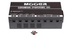 MOOER Macro Power S8 Блок живлення для гітарних педалей