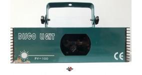 DISCO LIGHT PY100 Лазер графічний зелений
