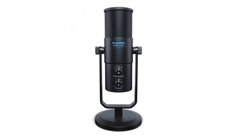 M-AUDIO UBERMIC Мікрофон студійний USB